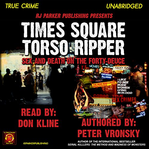 Times Square Torso Ripper audiobook cover art