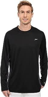 Men's Longview L/S Rash Guard Swim Shirt with UV/UPF 50+...