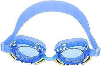 Barn Simglasögon, Anti -Dimma Simglasögon Blå för Simning