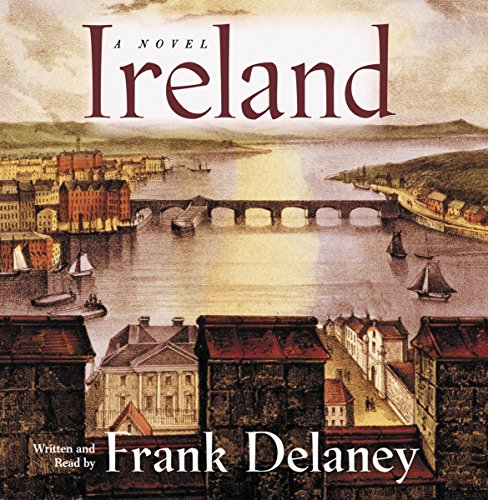 Ireland  audiobook cover art