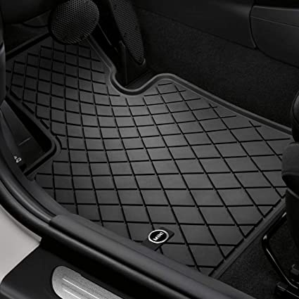 SUV Heavy Duty Total Protection Black Trucks PantsSaver Custom Fit Automotive Floor Mats for Mini Cooper Clubman 2020 All Weather Protection for Cars Van
