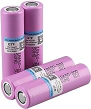 18650 Batterij 3.7V 3500mAh 30Q 20A Oplaadbare Lithium ion Batterij voor Zaklamp Koplamp Batterij Platte batterij-6 STKS