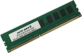 2GB Memory for ASUS KG Server Board KGPE-D16 A500 DDR3 PC3-10600E ECC UDIMM (PARTS-QUICK Brand)