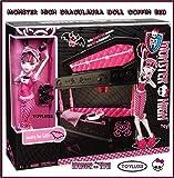 Monster High Draculaura´s Schmuck Sarg + Todmüde Draculaura Puppe
