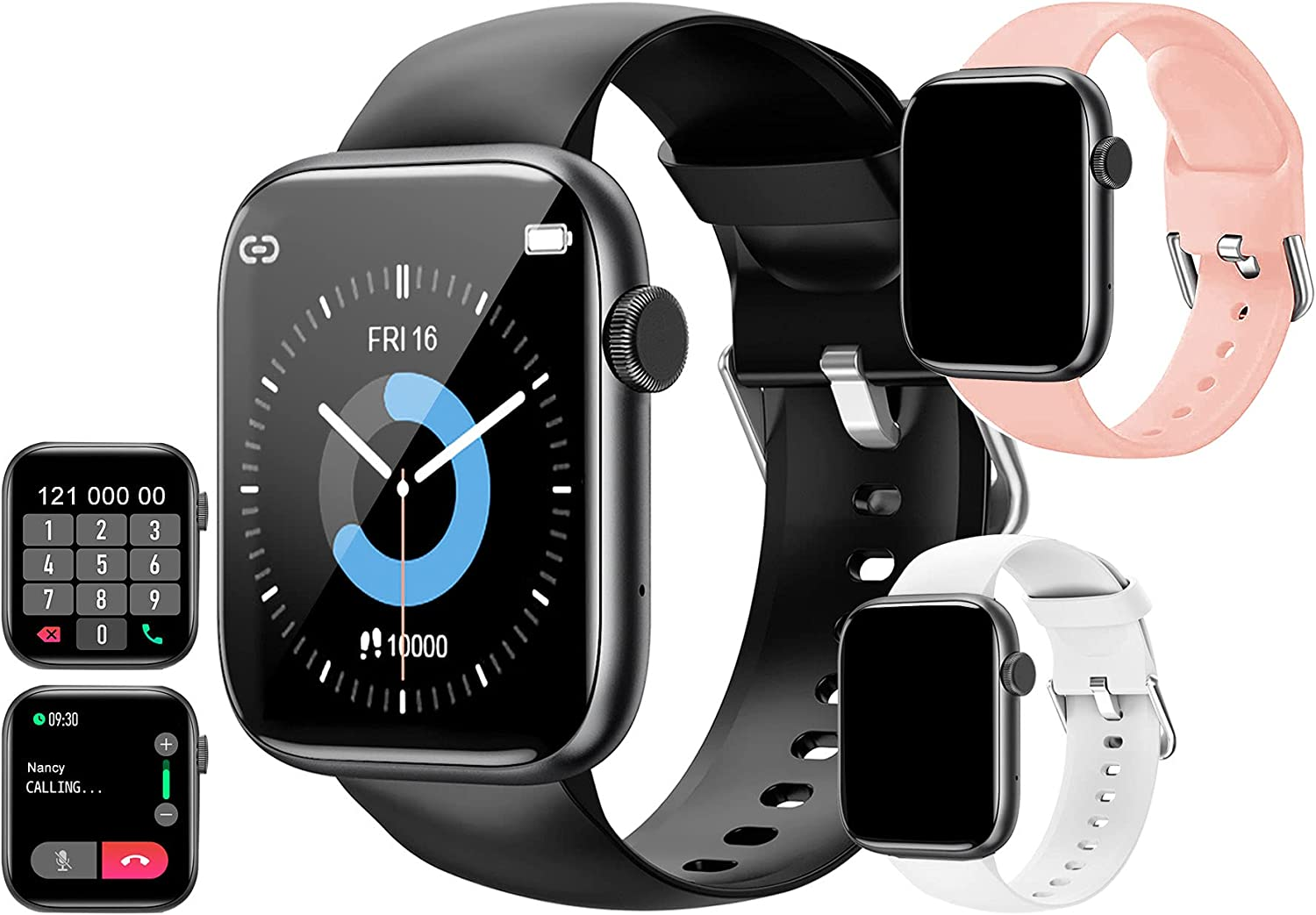 All items in the store Regular dealer feifuns IP67 Waterproof Smart Watch with Answer Make Call