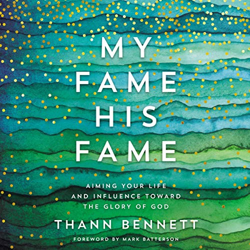 My Fame, His Fame audiobook cover art