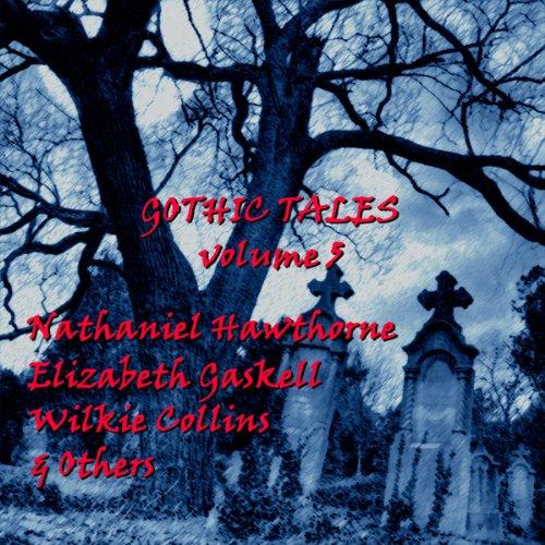 Page de couverture de Gothic Tales of Terror: Volume 5