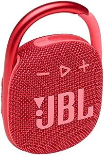 JBL CLIP 4 Portable Bluetooth Speaker Red