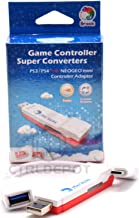 CtrlDepot Brook Super Converter for PS3 PS4 to NEOGEO Mini Controller Converter Adapter Support Fighting Stick