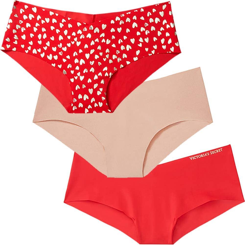 Details about  /2 Victoria/'s Secret Panties Hiphugger Velvet Sparkle Sport Logo Medium