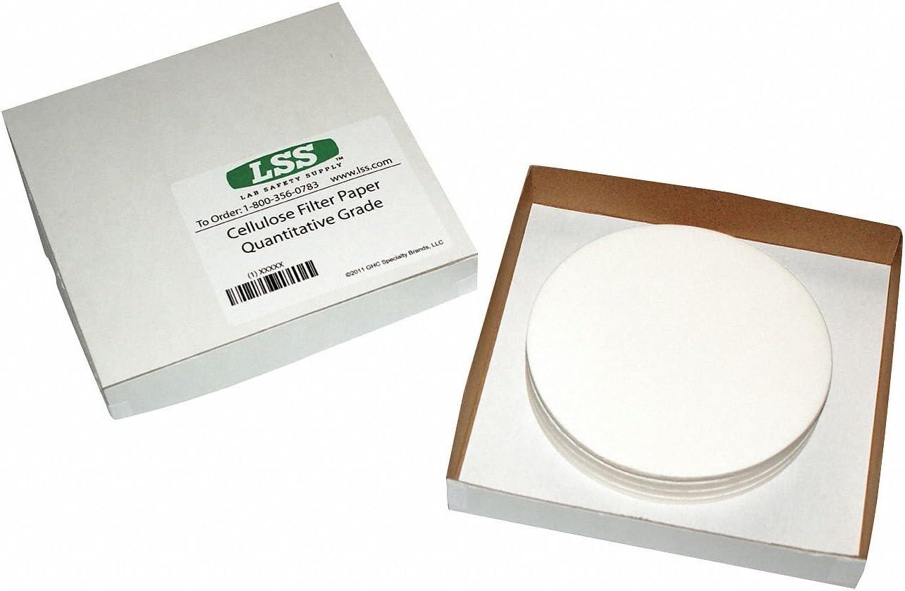 Filter Paper Pore Max 44% OFF 2.5um PK100 15.0cm Dia Trust