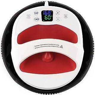 AONESY Máquina de Prensa de Calor de Manos Libres para Camisetas Máquina de impresión de Camiseta de Transferencia de sublimación portátil de 12