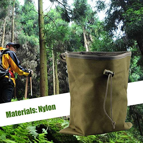 Ballylelly-Tactical Recycle Tasche Durable Nylon Tuch wasserdichte Outdoor Gear Bundle Taille Tasche Taktische Bereiten Tasche für Nerf CS