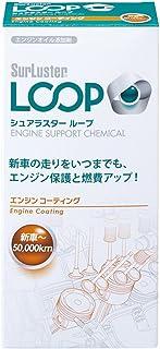 シュアラスター エンジンオイル添加剤 [一般車エンジン性能維持] ループ エンジンコーティング SurLuster LP-01