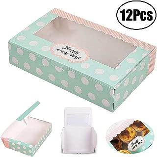 Amazon.es: Incluir no disponibles - Cajas para tartas / Porta alimentos: Hogar y cocina