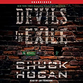 Devils in Exile audiobook cover art