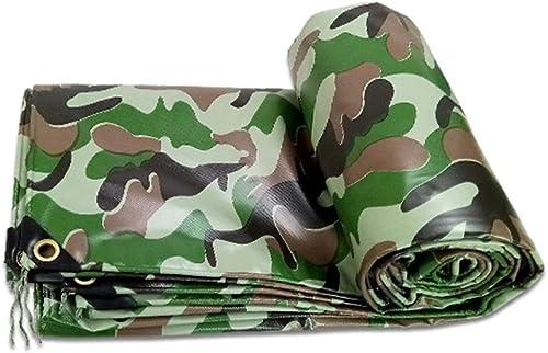 HongTeng Bache de Camouflage grattant la Housse de Prougeection Contre la poussière de Toile de Poncho de bache de Poncho de Toile de Camouflage (Taille   3x5m)