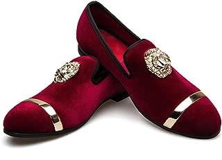 Men's Penny Slip-On Leather Lined Loafer Luxury Men Shoes