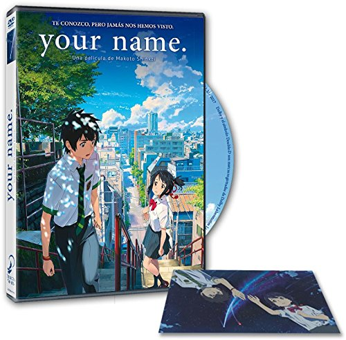 Your Name DVD