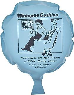 Bagalqio Coussin Péteur Whoopee Cushion Coussin Peteur Autogonflant Blague Gag Astuce Jouet Party Toy Woopy Charming