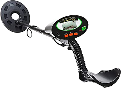 Nalanda Metal Detector with All Metal and High Sensitive, Waterproof Coil,Pinpoint for Children Adults Beginners to Hunt Treasure Gold