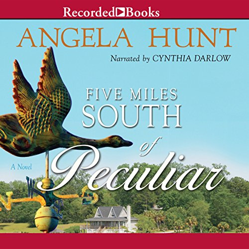 Five Miles South of Peculiar audiobook cover art