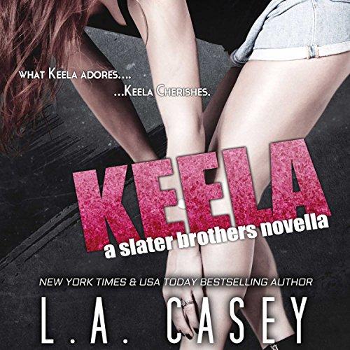 Keela audiobook cover art