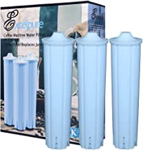 (3 Pack) Jura Clearyl Blue Compatible Coffee Machine Water Filter Compatible With C5, C9 (2nd Gen), J9, Z7, ENA 1, ENA 3, ENA 5, ENA, ENA 9 Jura Espresso Impressa F8, F7, C60, A1, A5, A7, A9,