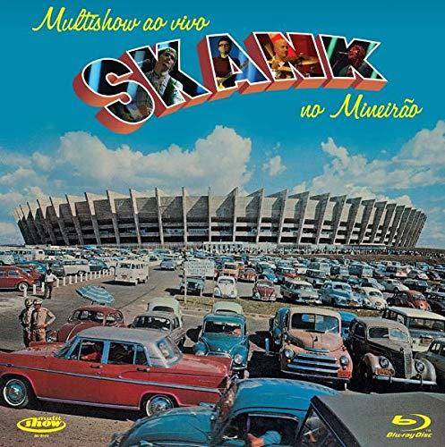 Skank - Multishow Ao Vivo-No Mineir([Blu-ray]+Cd)