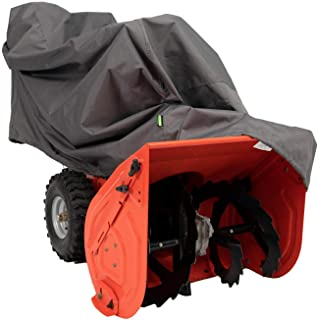 Hybrid Covers Two Stage Snow Thrower Cover, Universal Size, Durable All-Weather Outdoor..
