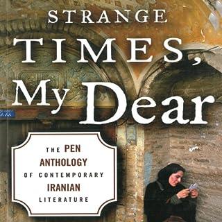Strange Times, My Dear audiobook cover art