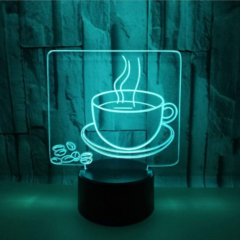 Night Led Illusion Light Table Lamp Desk Visual 3d Lamps Optical 7mb6IYgfyv