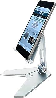 LapWorks Silver Puma Phone Desk Stand