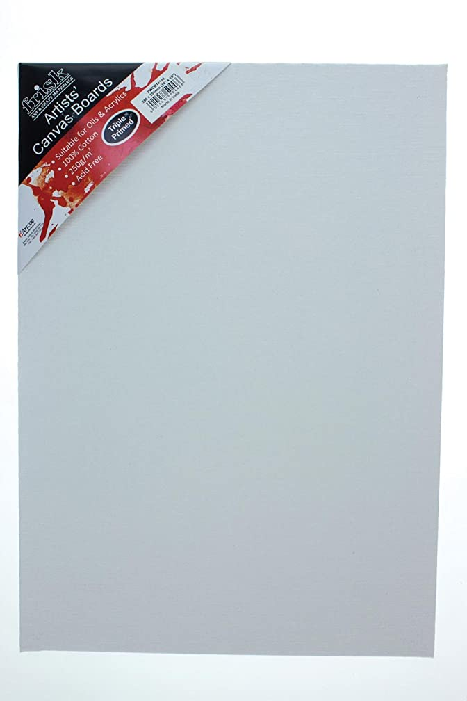Frisk Canvas Board 254 x 204mm (10