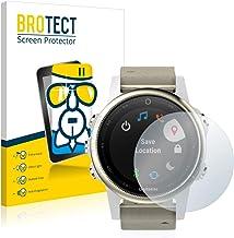 BROTECT Protection Ecran Verre pour Garmin Approach S60 Protecteur Vitre 9H AirGlass