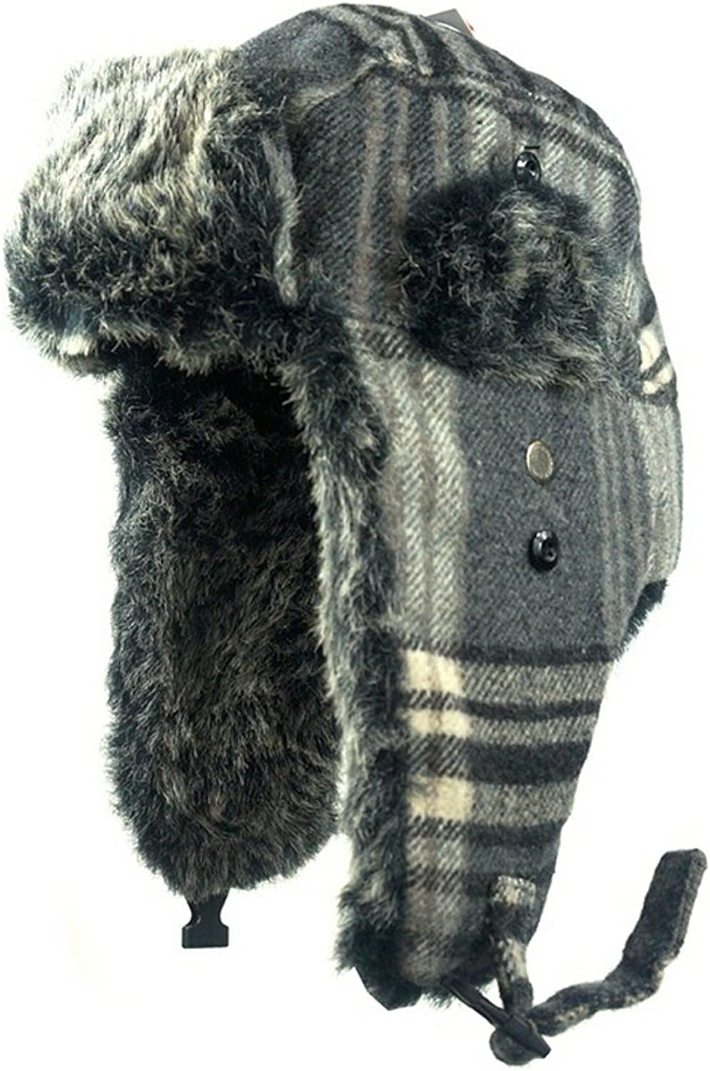 June's Young Russian Hats Winter Hat Fur Hats Male and Female Hat