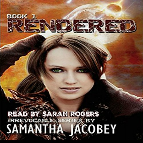 Rendered audiobook cover art