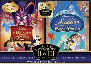 Aladdin 2 & 3 Collection: The Return of Jafar / Aladdin and the King of Thieves