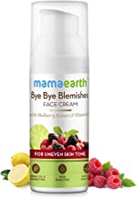 Mamaearth Bye Bye Blemishes Face Cream, For Pigmentation & Blemish Removal, With Mulberry Extract & Vitamin C - 30ml