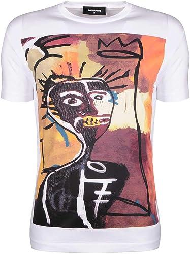 Dsquarouge2 T-Shirt - S71GD0621 - S