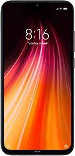 Redmi Note 8 (Space Black, 6GB RAM, 128GB Storage) - Extra 1,000 Off on Exchange & 6 Months No Cost EMI