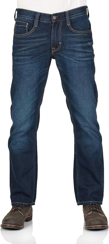 MUSTANG Herren Jeans Oregon Straight - Blau - Denim Blau B07MQXDH43  Der neueste Stil
