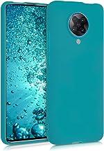 kwmobile TPU Silicone Case Compatible with Xiaomi Poco F2 Pro/Redmi K30 Pro (Zoom) - Soft Flexible Protective Phone Cover ...