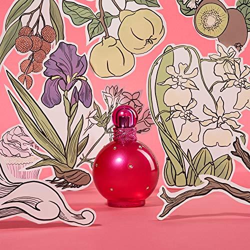Eau de Parfum pour Femme Britney Spears Fantasy - 5