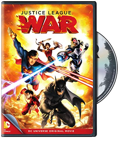 Dcu Justice League: War / (Full) [DVD] [Region 1] [NTSC] [US Import]