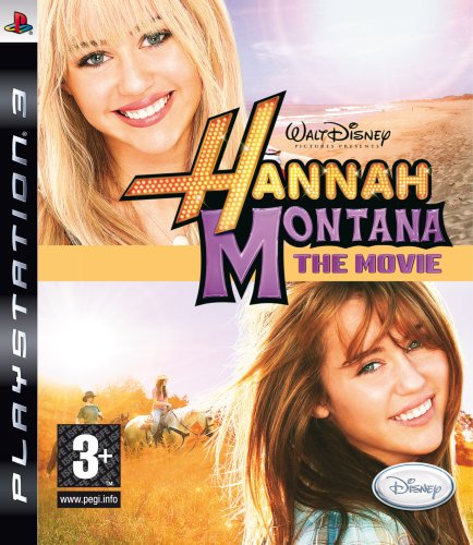 Hannah Montana: The Movie Game (PS3) [import anglais]