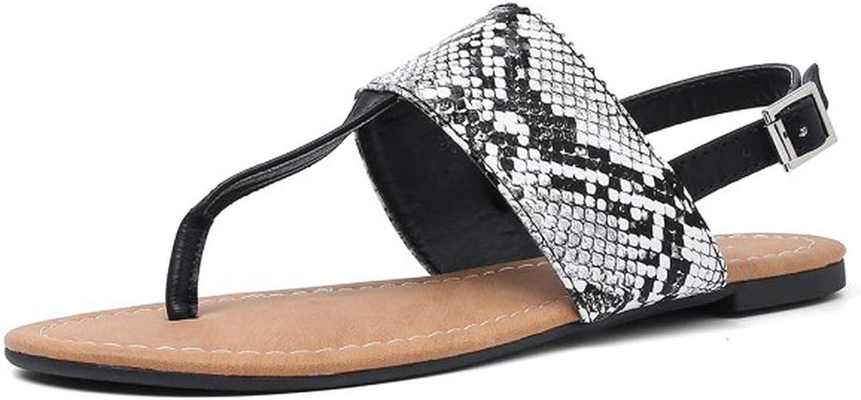 Yuren Snow Women Flat Sandals Summer Gladiator shoes for Party Dress Beach Bohemia Sandals