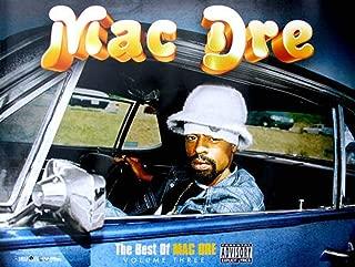 Mac Dre Best of Poster