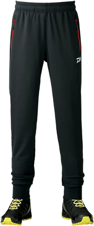 Daiwa stretch fleece pants DE2407P black L