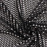 Fabulous Fabrics Netzstoff Ritterrüstung Struktur –